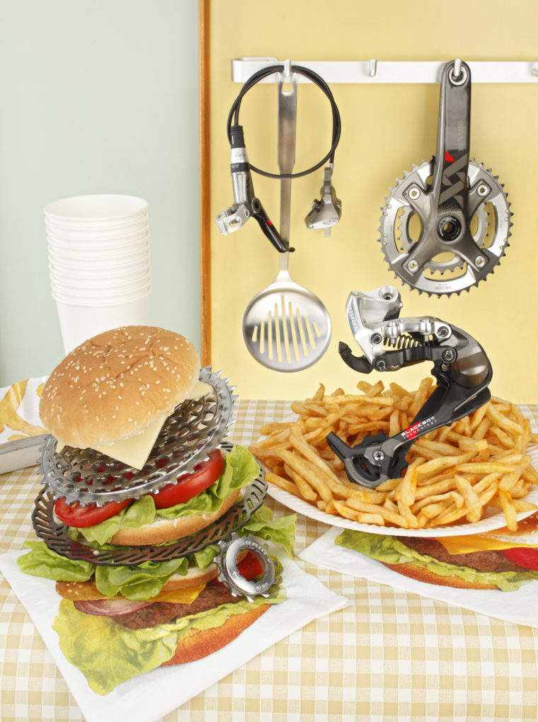 MB Food: Sram Burger