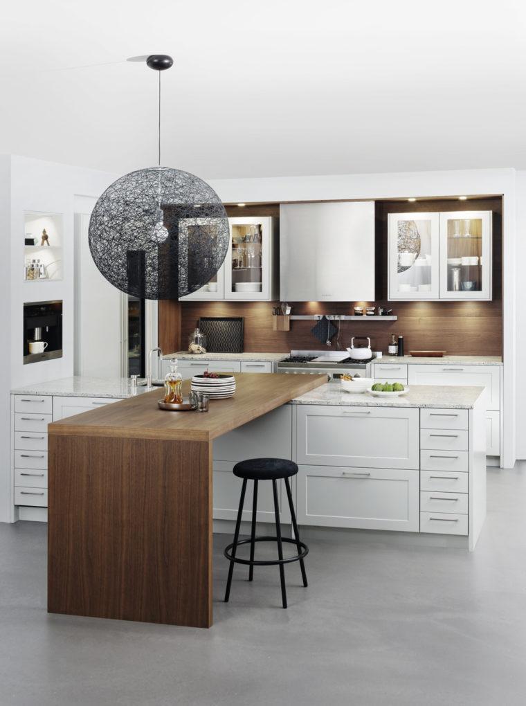Leicht Küchen, Tradtitional Style