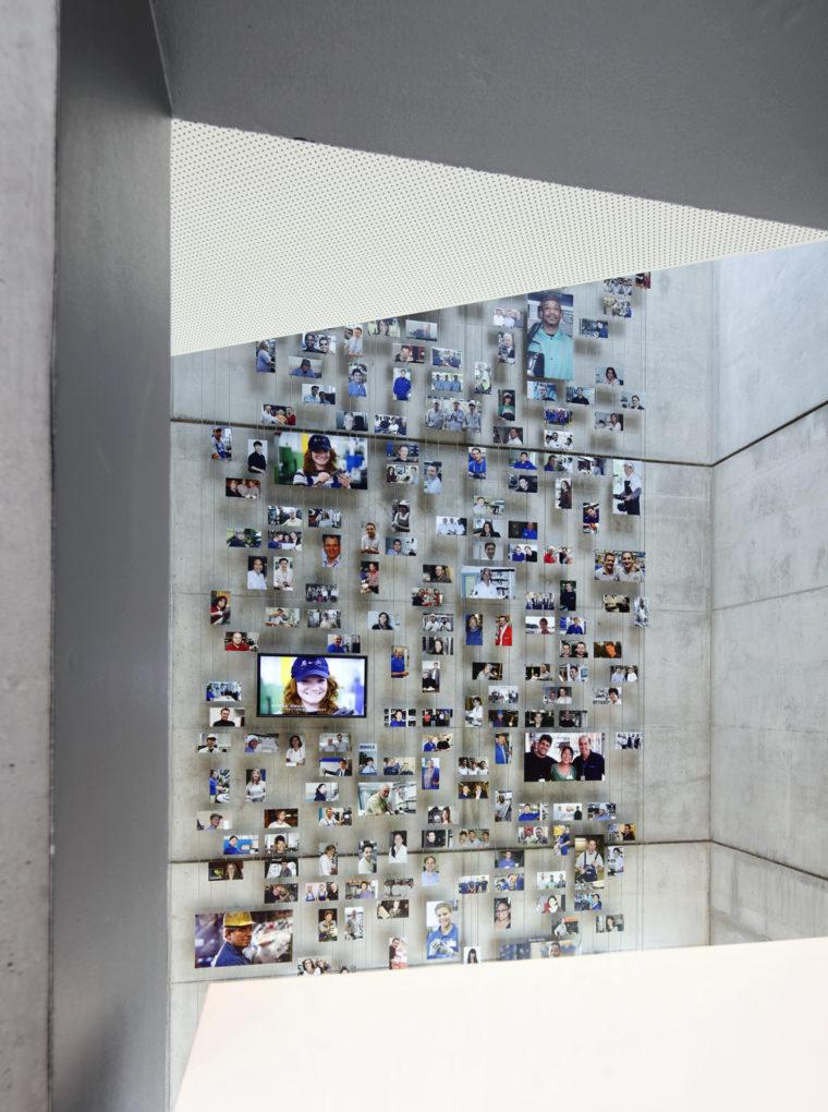 Mahle Inside, Firmenmuseum, Mitarbeitergalerie